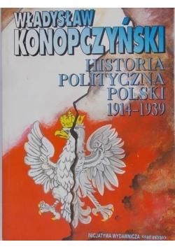 Historia polityczna Polski 1914 1939