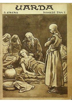 Uarda tom od I do III 1921r