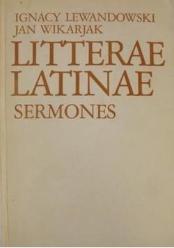 Litterae Latinae Sermones
