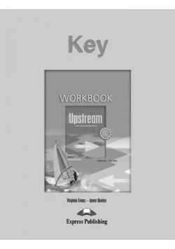 Upstream Pre-Intermediate B1 WB Key