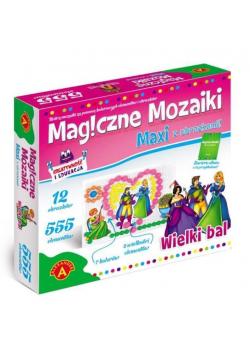 Magiczne mozaiki - Wielki bal 555 ALEX
