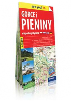 See you! in... Gorce i Pieniny 1:50 000