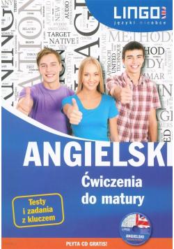 Angielski Ćwiczenia do matury + Płyta CD