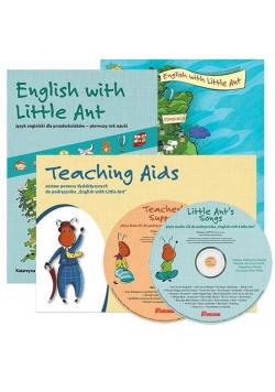 English with Little Ant Podręcznik plus  pakiet