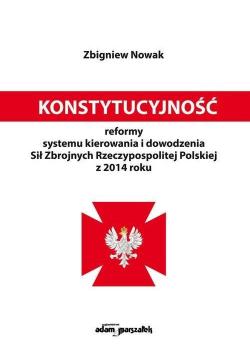 Konstytucyjność reformy systemu kierowania...