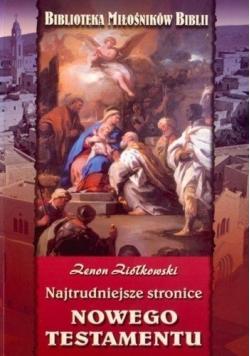 Najtrudniejsze stronice Nowego Testamentu