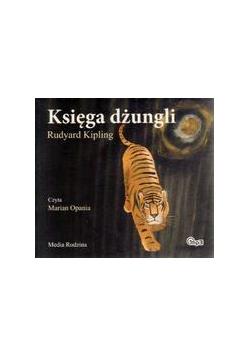 Księga dżunglii - Audiobook