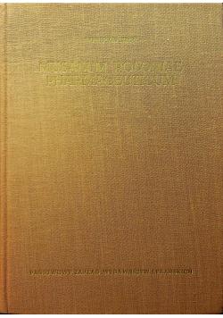 Musaeum Poloniae Pharmceuticum